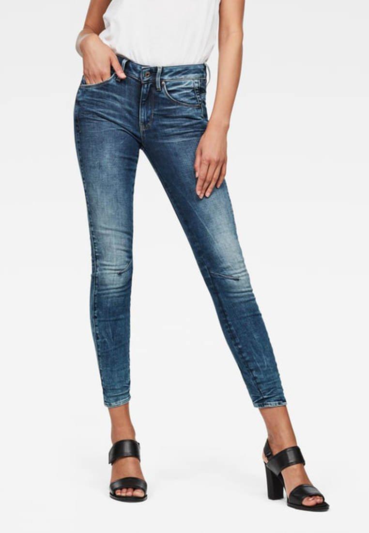 G-Star - ARC 3D - Jeans Skinny Fit - blue denim