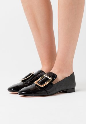 JANELLE - Mocassins - black