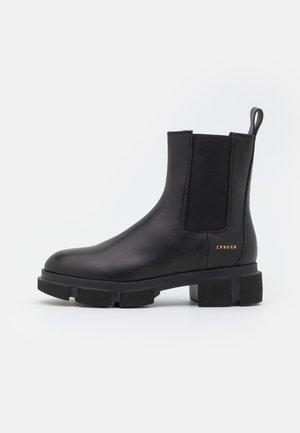 CPH570  - Platform ankle boots - black