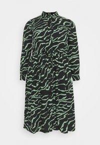 Kaffe Curve - ZALA DRESS - Day dress - black - 5