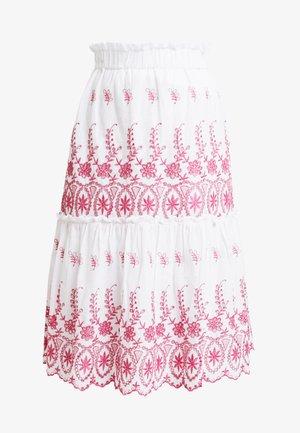 MADDIE SKIRT - Gonna a campana - hot pink