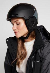 Flaxta - EXALTED - Helmet - black/dark grey - 1