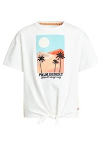 WE Fashion - Print T-shirt - white - 5