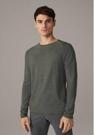 PROSPECT - Long sleeved top - oliv