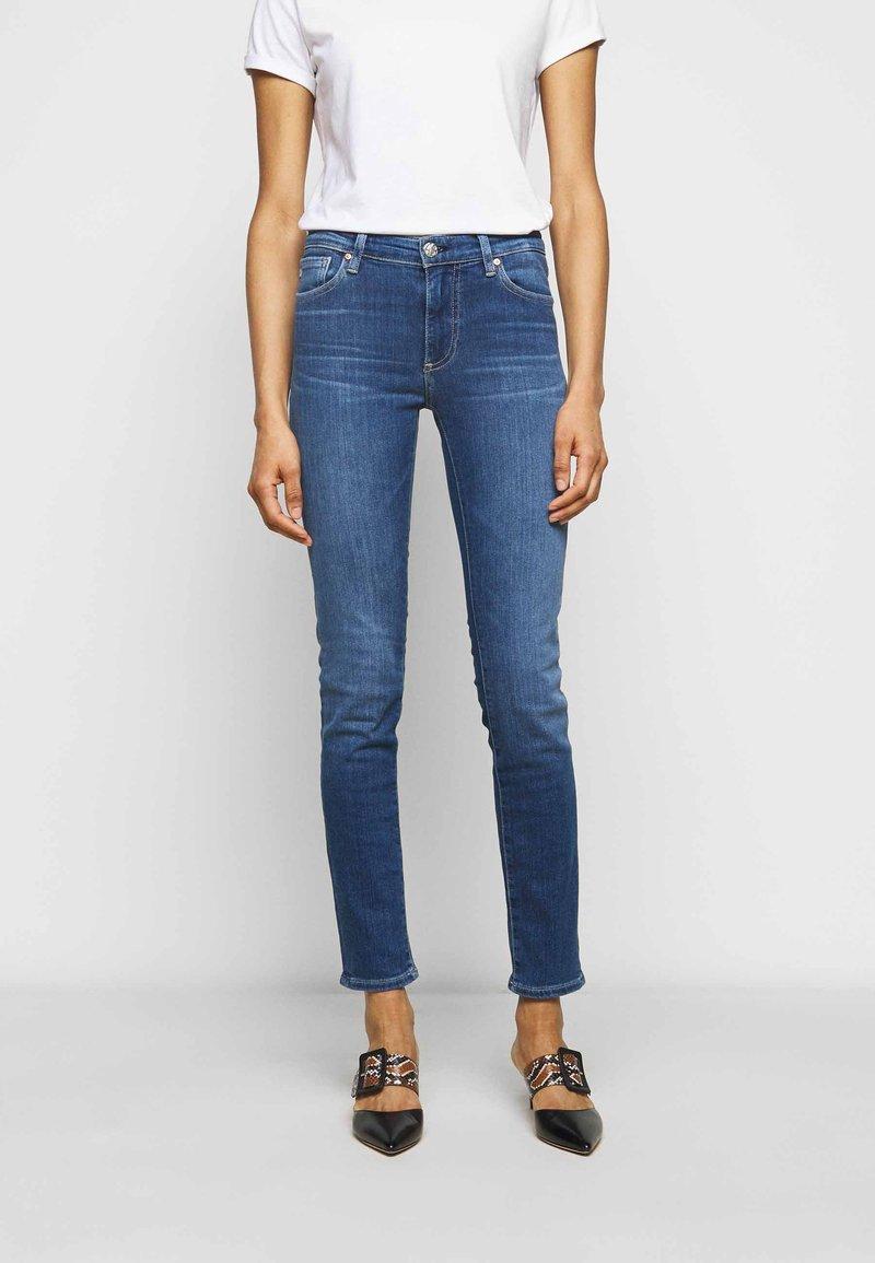 AG Jeans - PRIMA - Jeans Skinny Fit - blue denim