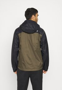 The North Face - VENTURE 2 JACKET  - Hardshell jacket - black/taupe - 2