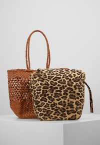 Loeffler Randall - MAYA  - Borsa a mano - timber brown - 5