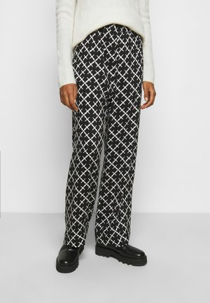 SALA - Trousers - soft white