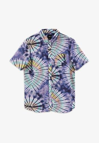 Skjorter - new age purple tie dye