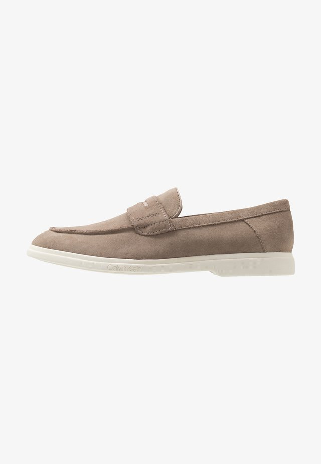 TIMOTHY - Mocassins - taupe