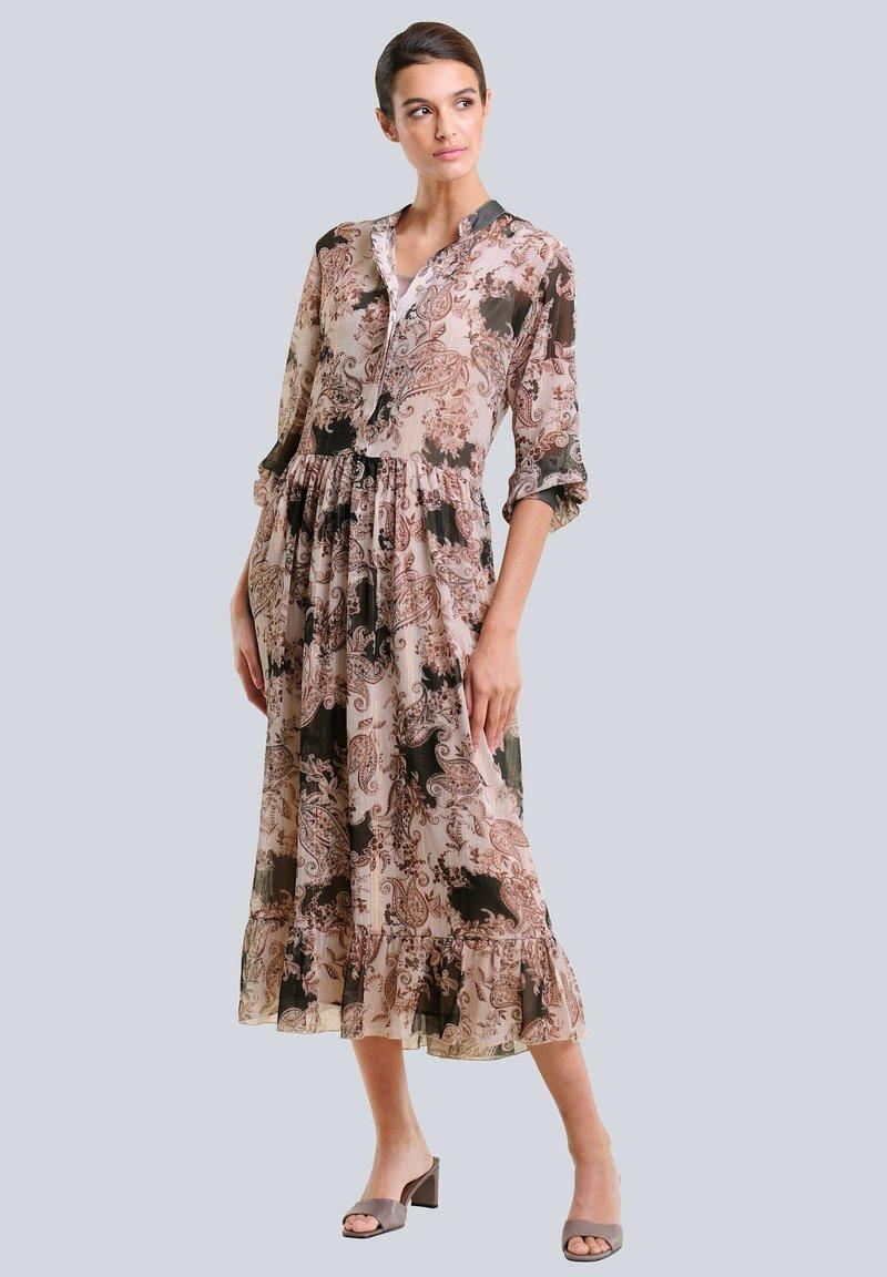Alba Moda - Maxi dress - braun/haselnuss