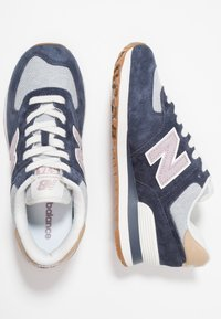New Balance - WL574 - Sneaker low - navy - 3