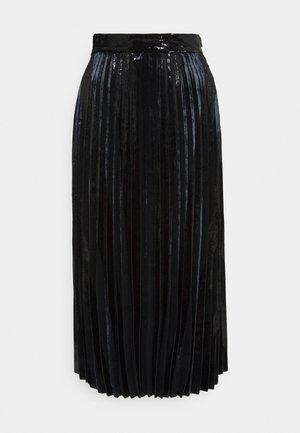 RAPLISSA - Jupe plissée - black