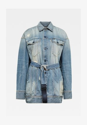 BOYFRIEND - Denim jacket - vintage amalfi restored