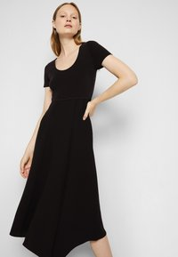 Theory - DRESS - Day dress - black - 5