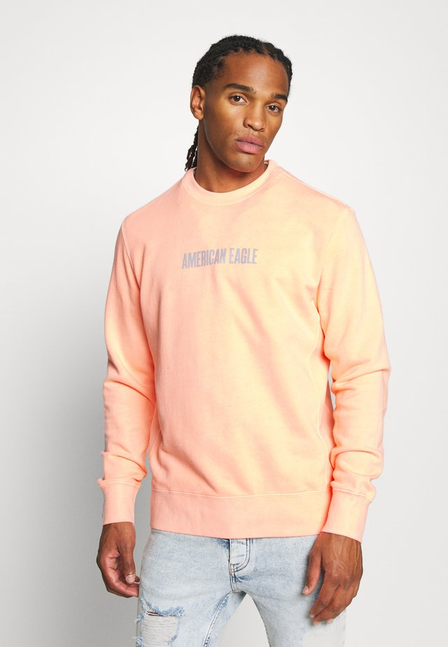 PALM BEACH CREW - Sweatshirt - orange