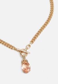 Lauren Ralph Lauren - Necklace - gold-coloured/rose - 2