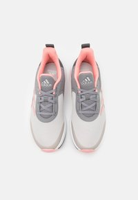 adidas Performance - FORTARUN UNISEX - Neutral running shoes - grey one/grey three/grey six - 3