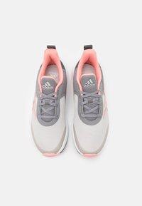 adidas Performance - FORTARUN UNISEX - Zapatillas de running neutras - grey one/grey three/grey six - 3