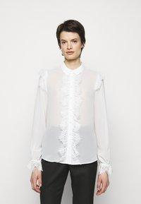 Bruuns Bazaar - VANNES MARIS - Blouse - white - 0