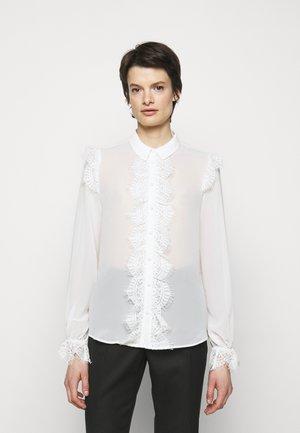 VANNES MARIS - Blouse - white
