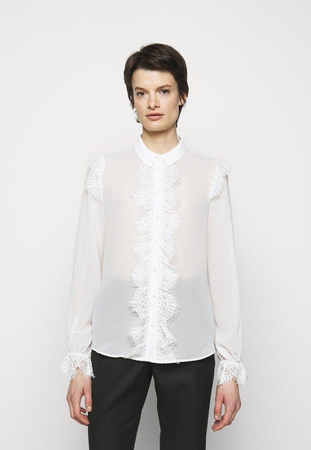VANNES MARIS - Camicetta - white