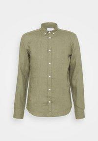 Les Deux - CHRISTOPH - Camisa - lichen green - 4