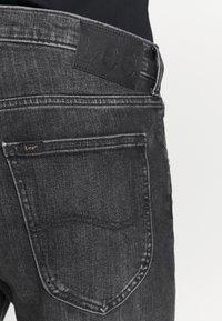 Lee - DAREN - Jeans straight leg - worn magnet - 3