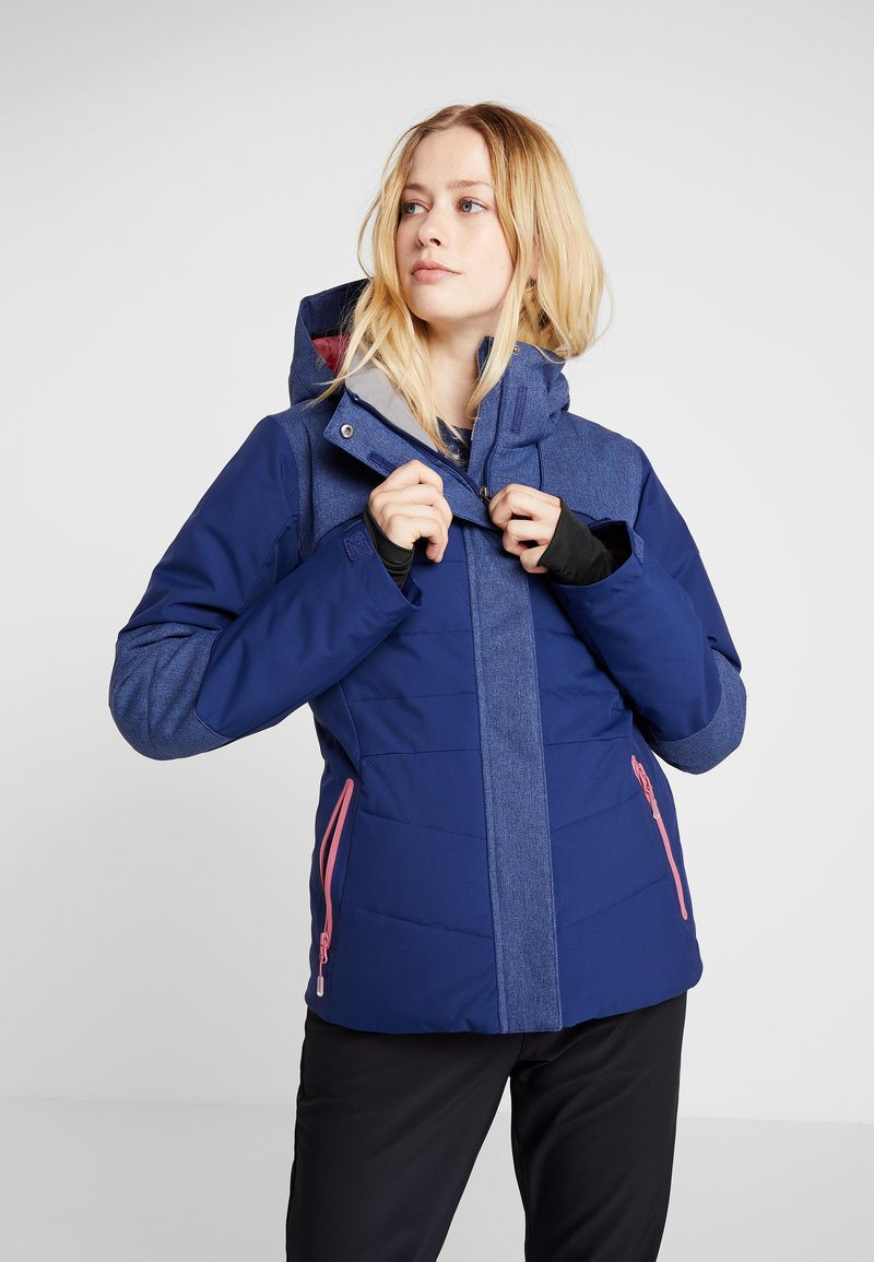 Roxy - DAKOTA - Snowboard jacket - medieval blue