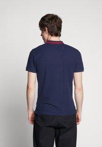 Wrangler - COLOURBLOCK - Polo shirt - navy - 2