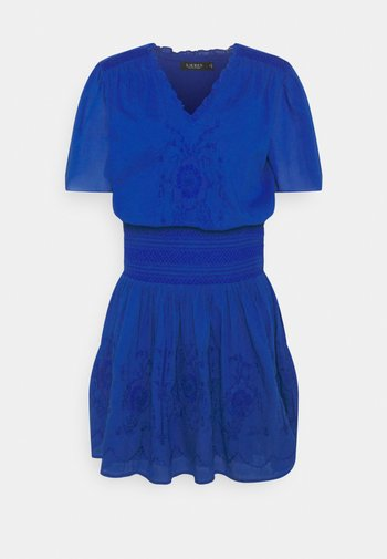 SIZANNA CASUAL DRESS - Day dress - sapphire star
