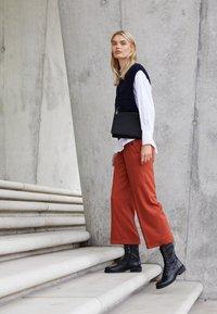 Felmini - COOPER - Lace-up boots - black - 1