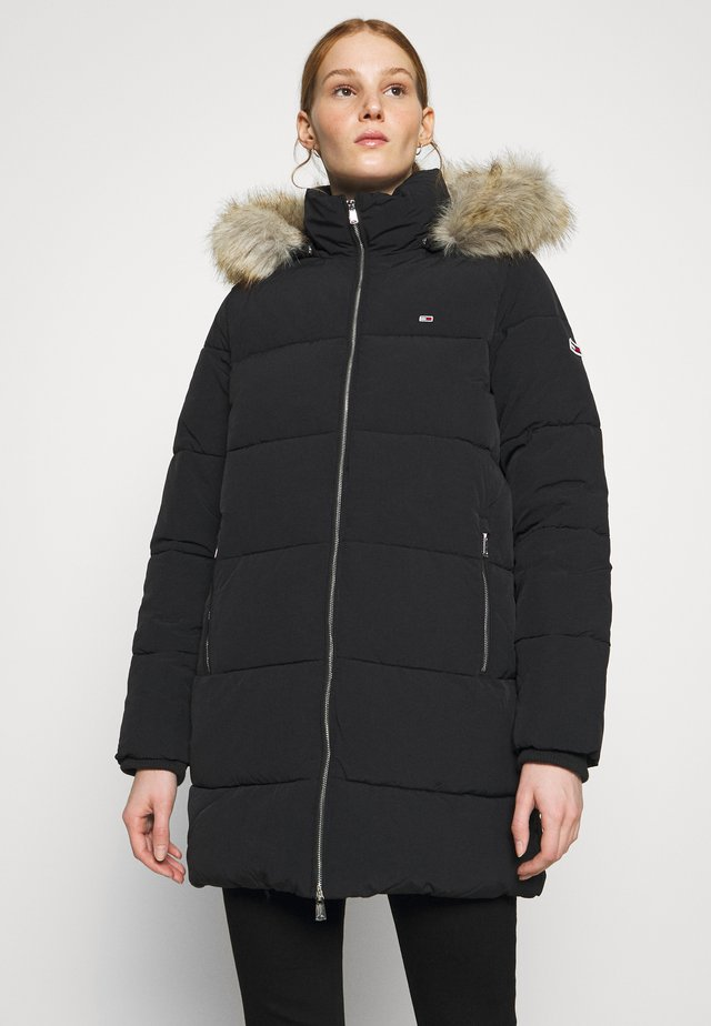 MODERN COAT - Winterjas - black
