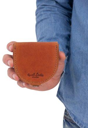 BRIAN - Wallet - red orange