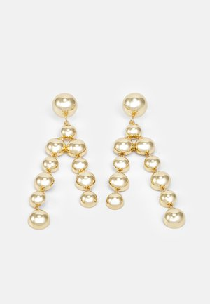 BIFORA - Earrings - gold-coloured