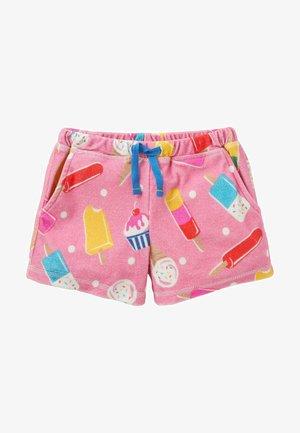 Shorts - hellrosa, eiscreme/getupft