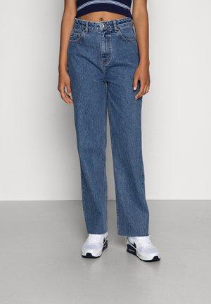 ONLDAD WIDE  - Jeans Tapered Fit - light blue denim