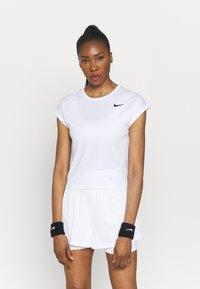 Nike Performance - T-shirts - white/black - 0