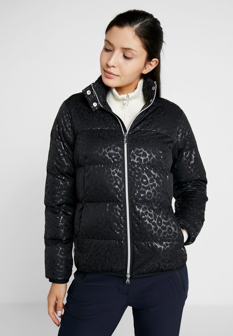 Daily Sports - HEAT WIND JACKET - Giacca invernale - anthrazit