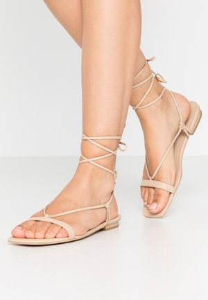 ROCKY BARNES CRUZ - Sandals - natural