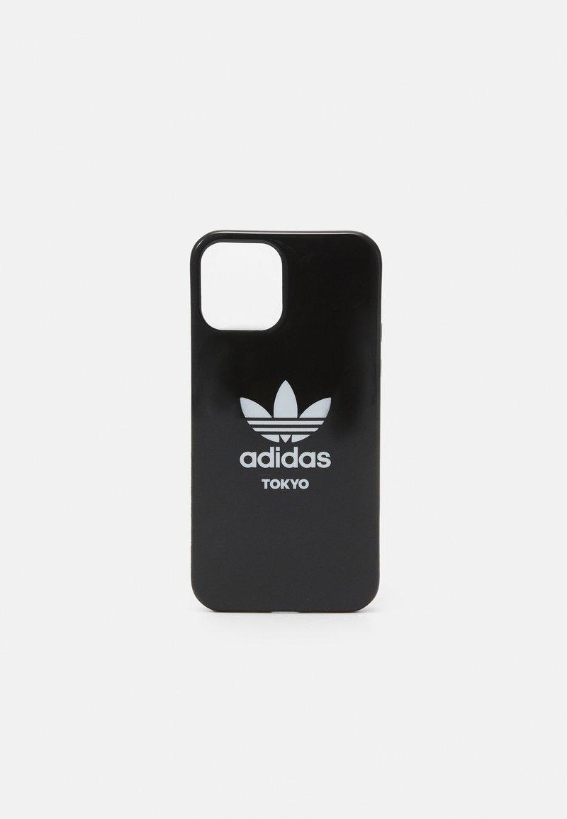 adidas Originals - IPHONE 12/ IPHONE 12 PRO - Phone case - black/white