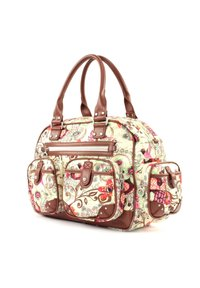 Oilily - TROPICAL BIRDS CARRY ALL - Weekend bag - off white - 3