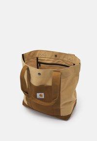 Carhartt WIP - WORK TOTE UNISEX - Velika torba - hamilton brown/dusty brown - 2