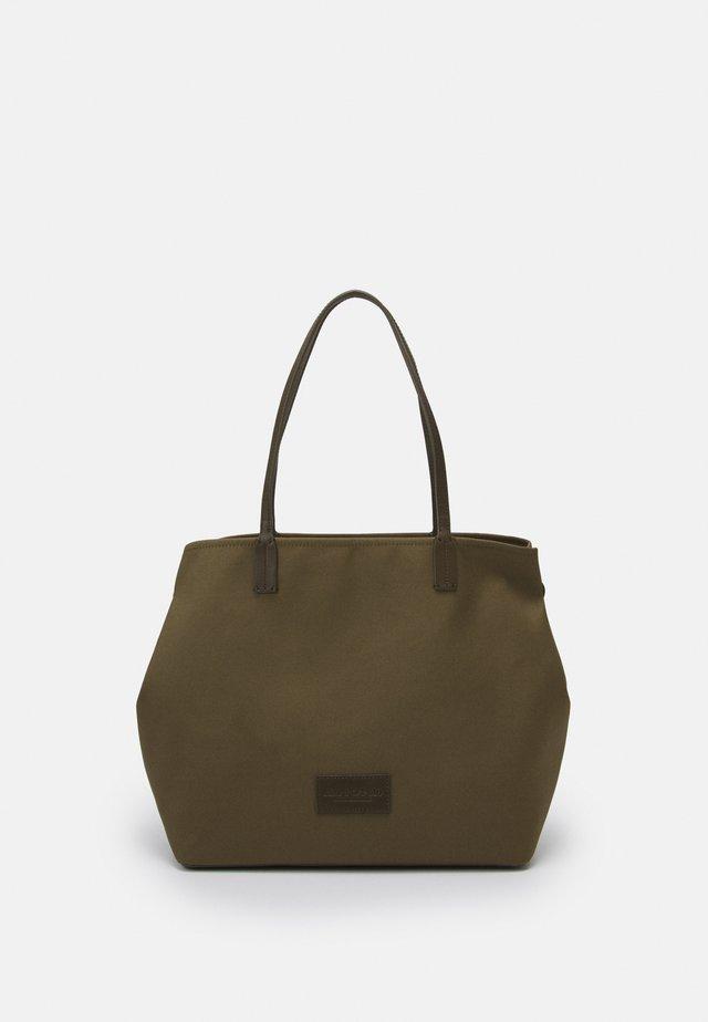 SAMIRA  - Tote bag - olive green