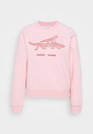 BARLETTA CREW NECK - Sweatshirt - pink