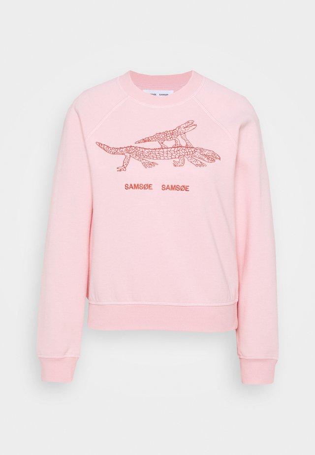 BARLETTA CREW NECK - Sweater - pink
