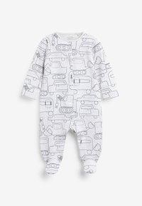 Next - 5 PACK PRINTED  - Sleep suit - blue - 5