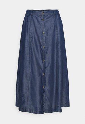VALERIA MIDI SKIRT - A-line skirt - rinse wash