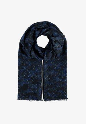 Scarf - königsblau