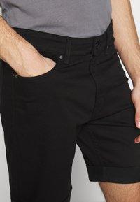 Tiger of Sweden Jeans - ASH - Denim shorts - black - 3